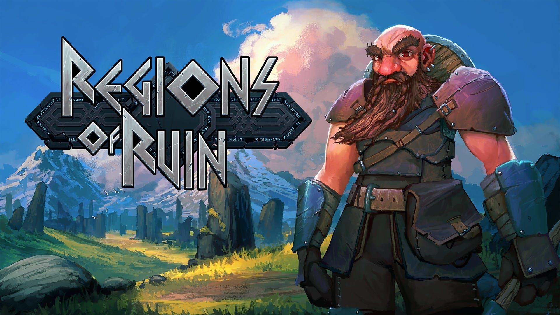 В Steam раздают Regions Of Ruin — двухмерную градостроительную RPG