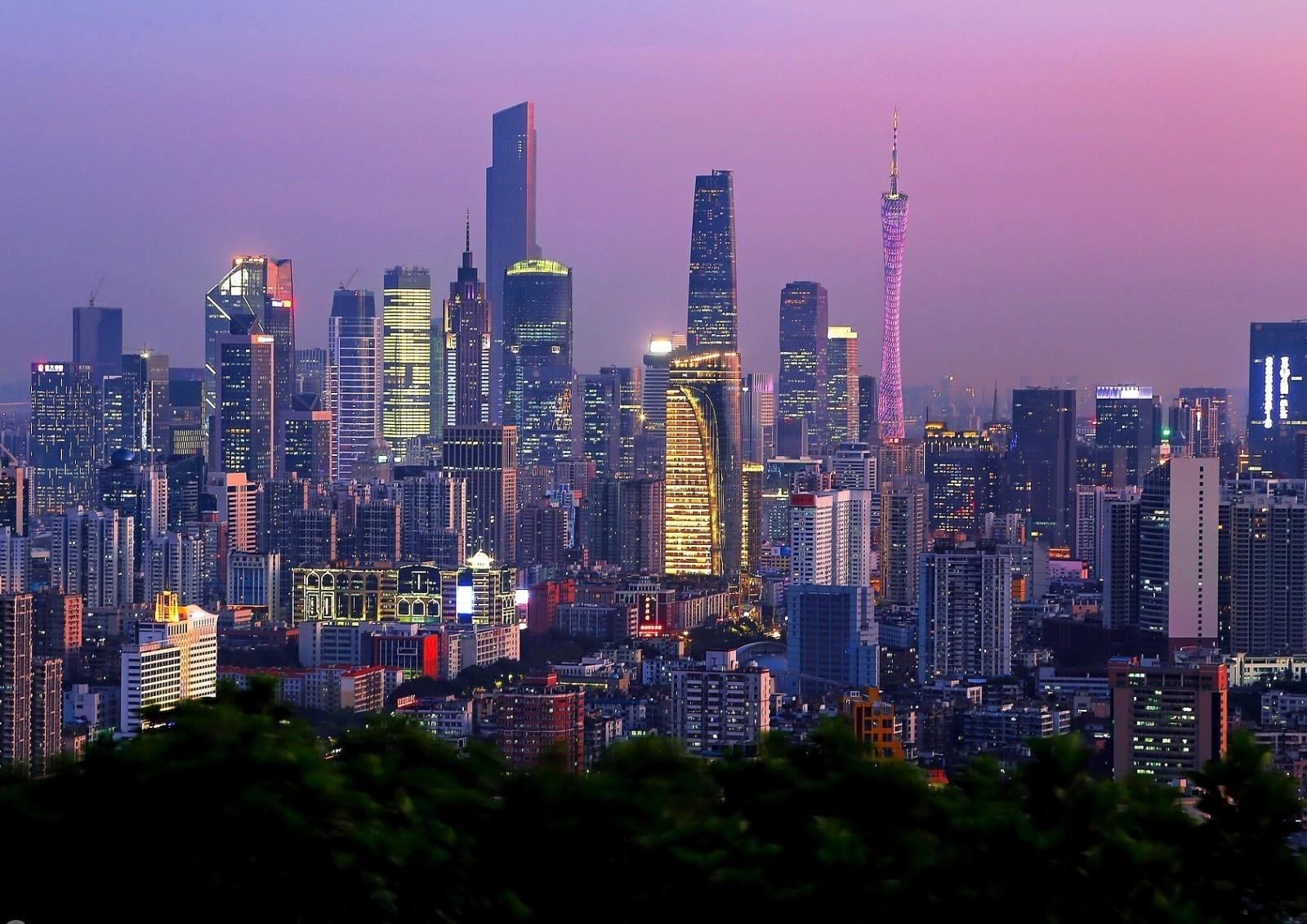 Обои небоскребы, китай, дома, улицы, шанхай, дороги. Города