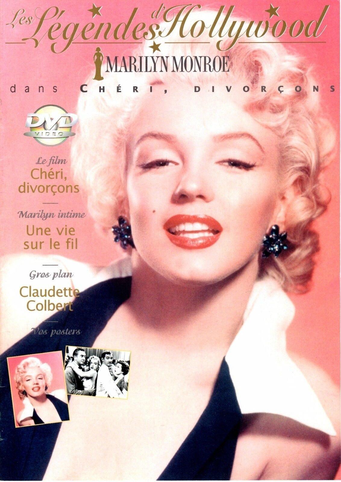 """Мэрилин Монро на обложках журналов (XXI) Цикл """"Великолепная Мэрилин"""" 570 выпуск"""